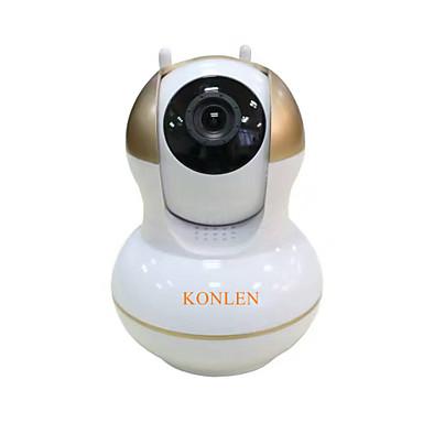 Ev bebek monitörü güvenlik wifi ip kamera hd 720p p2p ptz cctv video ir gece görüş alarmı kam 64gb tf sd kart max