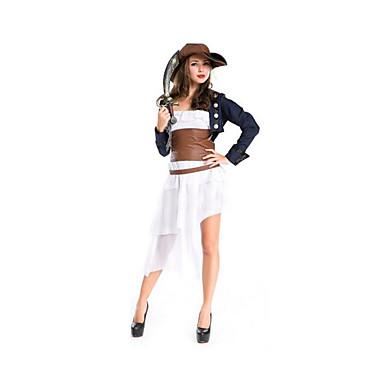 コスプレ衣装 女性用 ハロウィーン クリスマス カーニバル イベント/ホリデー ハロウィーンコスチューム ゼブラプリント