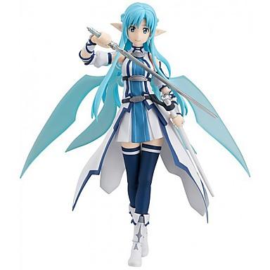 Anime Action Figurer Inspirert av Sword Art Online Cosplay Anime Cosplay-tilbehør figur PVC