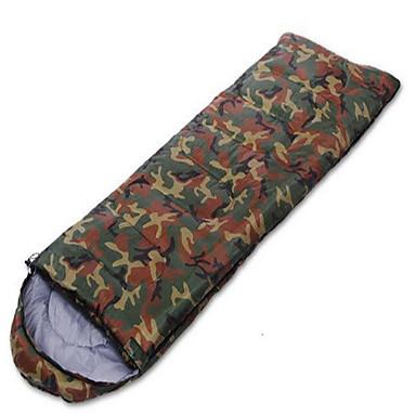 寝袋 封筒型 シングル 幅150 x 長さ200cm 10 中空綿X30 ハイキング キャンピング 旅行 屋外 屋内 防湿 防水 携帯用 折り畳み式 通気性 長方形