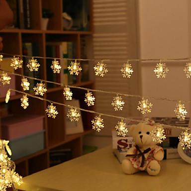 3M Lysslynger 20 LED Varm hvit Vanntett