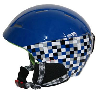 Hjelm Unisex One Piece / Sport Sports Helmet snø Hjelm EPS / ABS Snøsport