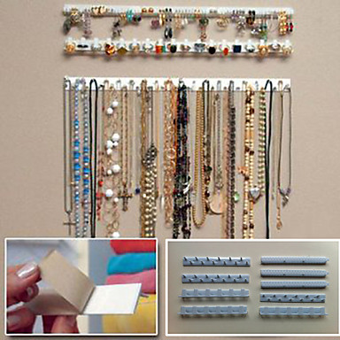 jewelry with hooks jewelry wall hooks receive jewelry rack. Black Bedroom Furniture Sets. Home Design Ideas