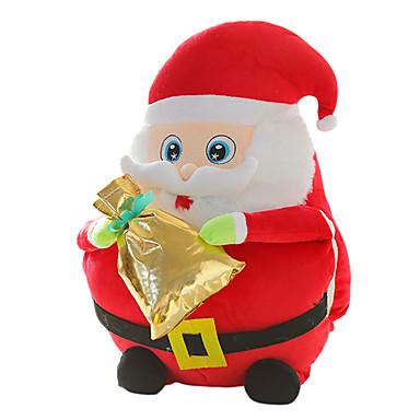 サンタスーツ Elk しか クリスマスデコレーション クリスマスギフト クリスマスパーティー用品 クリスマス向けおもちゃ クッション / 枕 クラシック・タイムレス カトゥーン かわいい プラッシュ ギフト