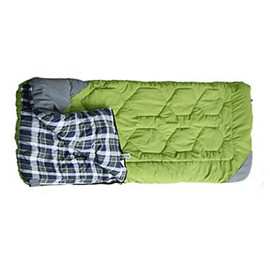 寝袋 屋内用 ダウン 10°C 通気性 防水 携帯用 防風 防雨 折り畳み式 圧縮袋 190 キャンピング 屋内 旅行 シングル 幅150 x 長さ200cm