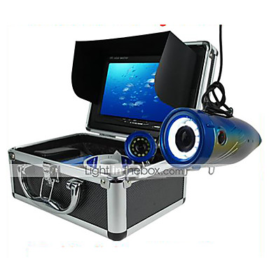 cheap Fish Finder-Fish Finder 15.6*8.8 inch LCD 30 m Underwater Camera None Wireless 30 m 18650(no include)
