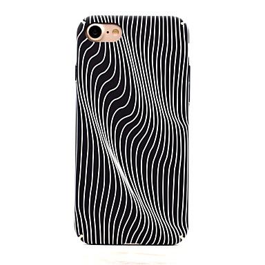 Etui Käyttötarkoitus iPhone 7 Plus iPhone 7 iPhone 6s Plus iPhone 6 Plus iPhone 6s iPhone 6 iPhone 5 Apple Hehkuu pimeässä Kuvio Takakuori