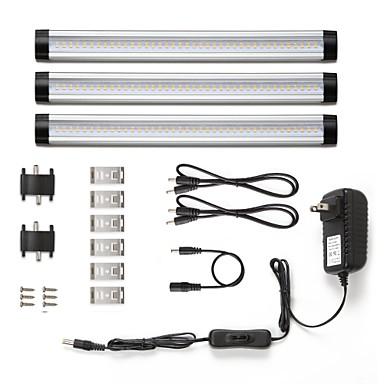 LEDキャビネットライト 温白色 / ナチュラルホワイト LED 3個