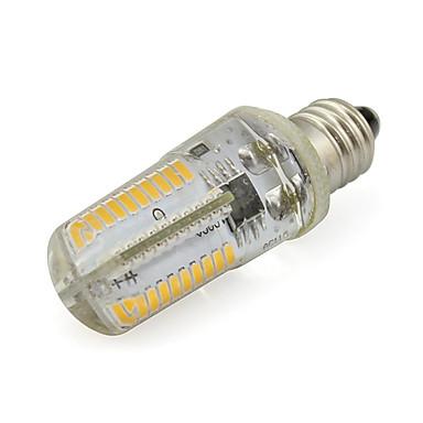 1pc 3 W 280 lm E11 LED-kornpærer 80 LED perler SMD 3014 Varm hvit / Kjølig hvit 110-120 V / 1 stk. / RoHs