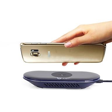 Bærbar lader Trådløs Lader Telefon USB-lader Us Plugg Trådløs Lader Hurtiglading Lader Kitt 1 USB-port 1.5A DC 5V Til mobiltelefon
