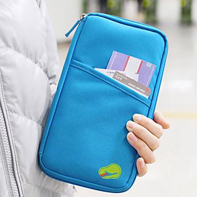 Reisportemonnee Paspoorthouder & ID-houder Creditcardbeschermer Paspoortreisportefeuille waterdicht draagbaar Stofbestendig