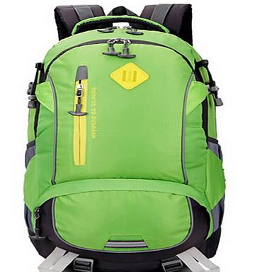 40 L バックパック リュックサック トラベルダッフル キャンピング&ハイキング レジャースポーツ ランニング 旅行 防湿 防水 多機能の オックスフォード