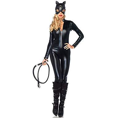 Cosplay Kostumer Patentert Lær Cosplay-tilbehør Halloween Karneval Oktoberfest