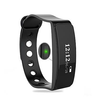 Smart armbånd til iOS / Android Pulsmåler / GPS / Håndfri bruk / Vannavvisende / Kamera Stoppeklokke / Stopur / Aktivitetsmonitor / Søvnmonitor / Finn min enhet / Vekkerklokke / Del med samfunn