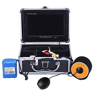 Kalastus Työkalut Vedenkestävä LED Muuta Kannettava LCD On/off valkoinen Led Ei langaton 18650 Metalli