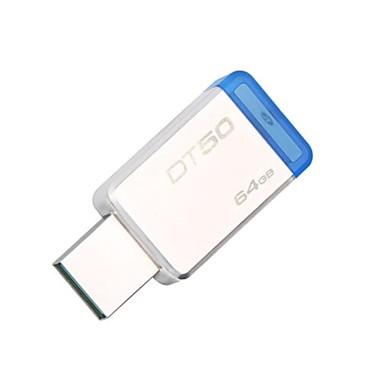 Kingston 64Gt USB muistitikku usb-levy USB 3.1 Metalli