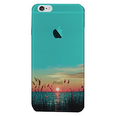 用途 iPhone 8 iPhone 8 Plus iPhone 7 iPhone 6 iPhone 5ケース ケース カバー 半透明 バックカバー ケース 風景 ソフト TPU のために Apple iPhone 8 Plus iPhone 8 iPhone 7プラス