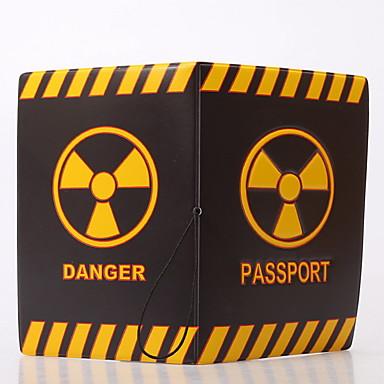 Passin suojus ja henkilökortin suojus Vedenkestävä Kannettava Pölynkestävä Säilytys matkalla varten Vedenkestävä Kannettava Pölynkestävä