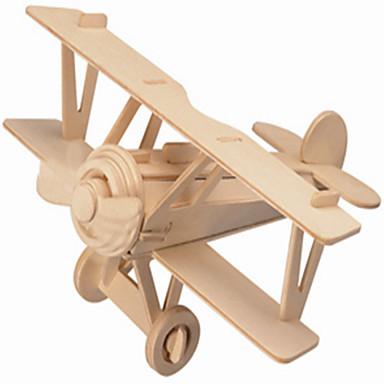 Puzzles de Madera Aeronave Casa Nivel profesional De madera 1pcs Niños Chico Regalo