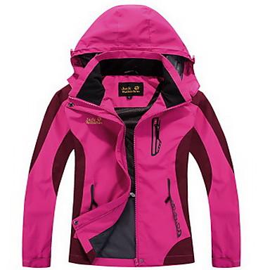 男性用 女性用 ハイキング ジャケット 保温 防風 絶縁 快適 厚型 トップス のために ダウンヒル スノーボード ランニング スノースポーツ 秋 XXL XXXL XXXXL 5XL 6XL