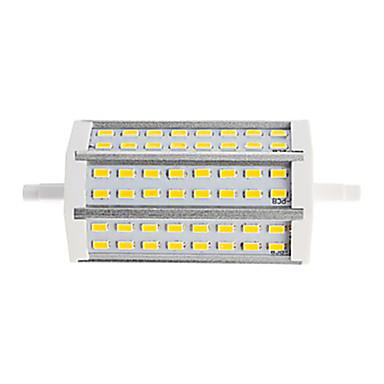 10W 200lm R7S Focos LED T 48 Cuentas LED SMD 5730 Blanco Cálido Blanco Fresco 85-265V