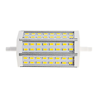 10W 200lm R7S LED-valonheittimet T 48 LED-helmet SMD 5730 Lämmin valkoinen Kylmä valkoinen 85-265V