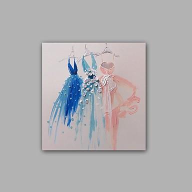 手描きの 抽象画 風景 クラシック 近代の キャンバス ハング塗装油絵 ホームデコレーション 1枚