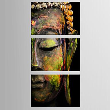 Canvas Set Ihmiset Classic / Perinteinen,3 paneeli Kanvas Vaakasuora Tulosta Art Wall Decor For Kodinsisustus