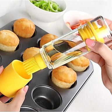 1 kpl dumplings Sivellin For Meat / For Keittoastiat Muovi / Silikoni / Lasi Creative Kitchen Gadget / Monikäyttö