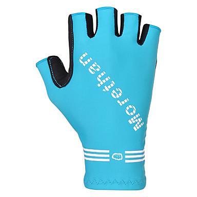FJQXZ Aktivitets- / Sportshansker Anvendelig Pustende Reduserer gnaging Fingerløs Spandex Syntetisk Tekstil Fibre Sykling / Sykkel Alpin