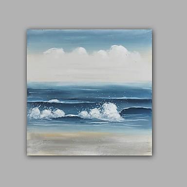 手描きの抽象/風景モダン/クラシックワンパネルキャンバスの油絵