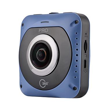 GV720B Action Kamera / Sportskamera 1280x960 Wifi Vidvinkel 30fps 32 GB H.264 Enkelt bilde Salve-ModusUniversell Luftfart Radiostyring