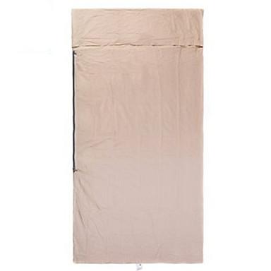 Sleeping Bag Liner Slumber Untuva 10°C Hyvin ilmastoitu Vedenkestävä Kannettava Tuulenkestävä Sateen kestävä Taiteltava Sinetöity 230