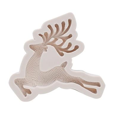 ベーキングモールド ケーキのための プラスチック / シリコーン DIY / 3D / 高品質 / クリスマス