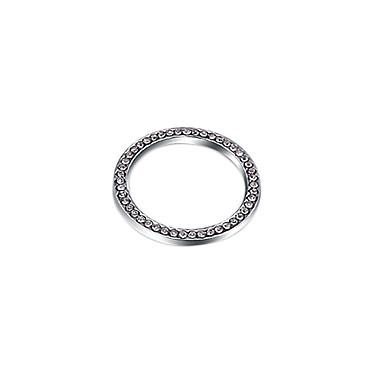 auton sisustus tarra yksi START näppäintä aloittaaksesi timanttisormus kiinnitetty sisustus pilkukas vanteet