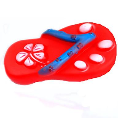 ペット用おもちゃ きしむおもちゃ キーッ シューズ ラバー