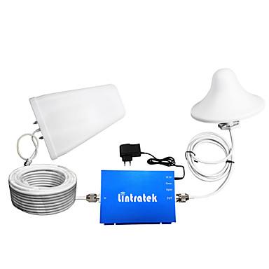 lintratek® 1800MHz 4g mobiltelefonok jelerősítő GSM 1800 átjátszó otthoni használatra frissítési verziójának teljes szett