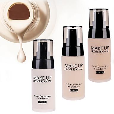Crema Crema BB Corrector / Contorno Seco / Húmedo / Combinación Blanqueo / Anti envejecimiento / Humedad Rostro Maquillaje Cosmético