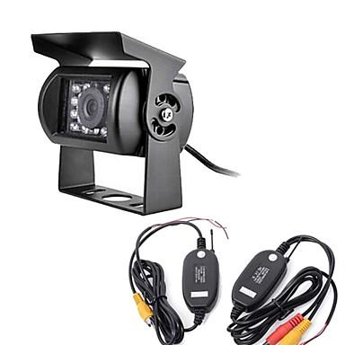 CMOS 170 stopni Tylna kamera Wodoodporny / Night Vision / Bezprzewodowy na Autobus