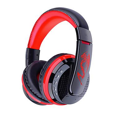OVLENG MX666 Langaton Kuulokkeet Dynaaminen Muovi Matkapuhelin Kuuloke Äänenvoimakkuuden säätö / Mikrofonilla / Melu eristävät kuulokkeet