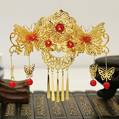 Lolita Accessoires Klassische/Traditionelle Lolita Kopfbedeckung Vintage Inspirationen Lolita Accessoires Kopfbedeckung Für