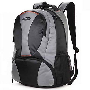 30 L Backpack Laukku kannettavalle tietokoneelle Travel Duffel Rannekoru Bag Retkeilyrinkat Retkeily ja vaellus Vapaa-ajan urheilu Juoksu
