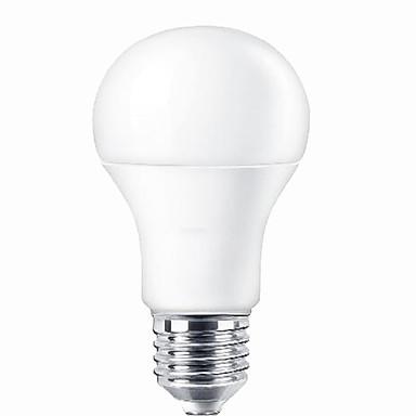 9W 3000/6000lm E26 / E27 LED-globepærer A60(A19) 14 LED perler SMD 2835 Dekorativ Varm hvit Kjølig hvit 220-240V