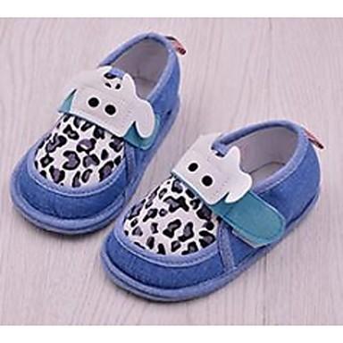 キッズ 赤ちゃん 靴 繊維 赤ちゃん用靴 フラット 用途 カジュアル イエロー ブルー
