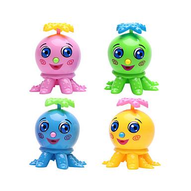 Aufziehbare Spielsachen Spielzeuge Walking Neuartige Fische Oktopus Kunststoff 1pcs Stücke Mädchen Jungen Weihnachten Geburtstag Kindertag