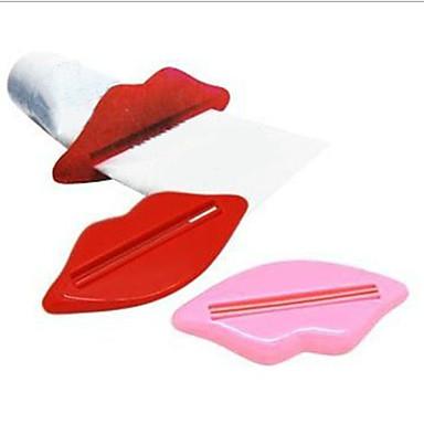 Badeværelsegadget Multifunksjonell Reisen Gave Kreativ Plast ABS 1 stk - Baderom Tannbørste og tilbehør