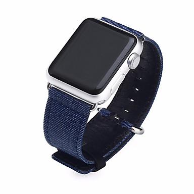 حزام إلى Apple Watch Series 3 / 2 / 1 Apple بكلة كلاسيكية القماش شريط المعصم