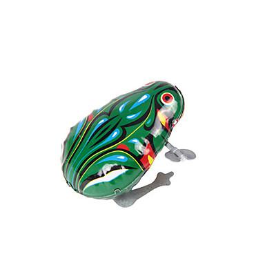 ゼンマイ式玩具 おもちゃ アイデアジュェリー カエル メタル ヴィンテージ 1 小品 男の子 女の子 誕生日 こどもの日 ギフト