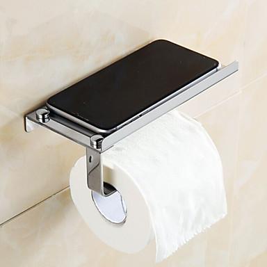 WC-Rollenhalter Moderne Edelstahl 1 Stück - Hotelbad