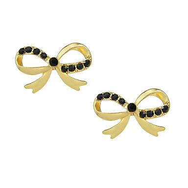 Damen Ohrstecker - Gold Ohrringe Für Normal
